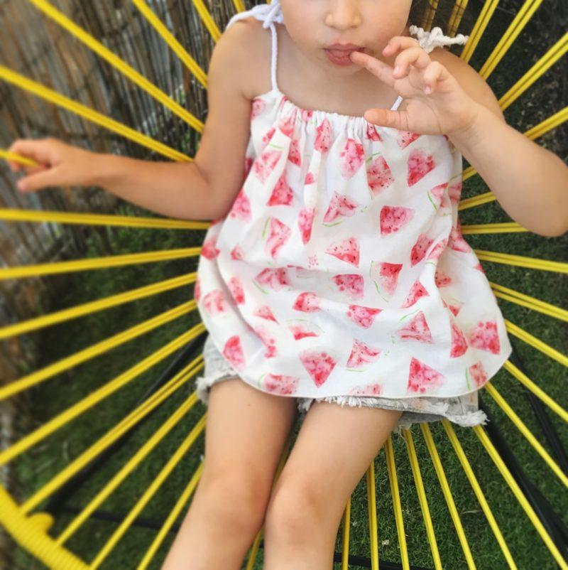 Top enfant tropical - Petite Ancre