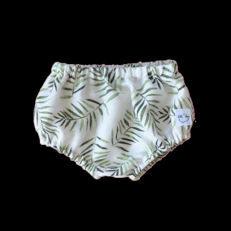 Bloomer Loo coton bio safari vert