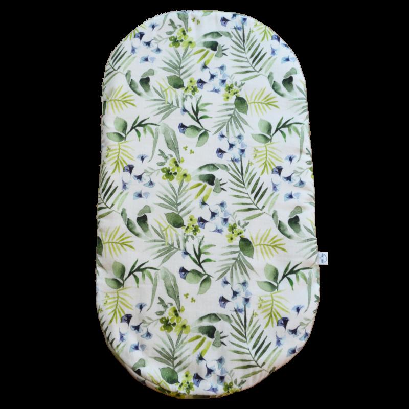 topponcino coton bio floral