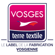 label vosges terre textile
